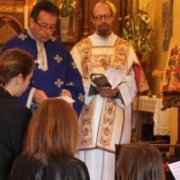 Liturgie de la Bénédiction des Enfants