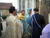 Mgr Nicolas consacre la chapelle