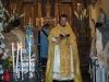 Pere jeremy lors de la consecration chapelle