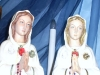 2 vierges pelerines